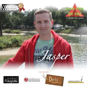 fb post sponsors Jasper met naam
