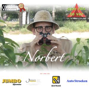 fb post sponsors Norbert met naam