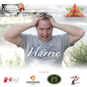 fb post sponsors Harrie met naam