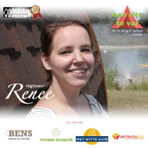 fb post sponsors Renee met naam